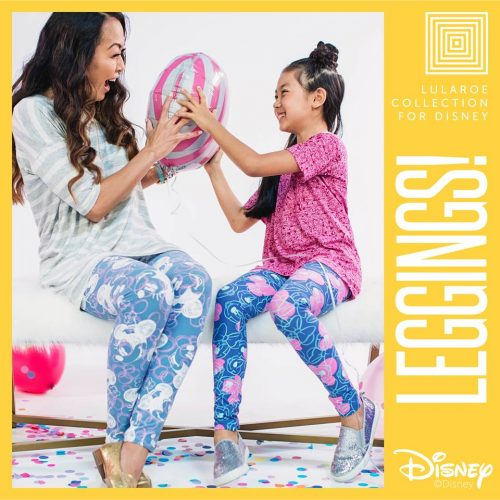 cd75912e67b668 I promised I would have the news for you as soon as I heard, fashionistas,  and I have heard! The LuLaRoe Collection for Disney is launching tonight!