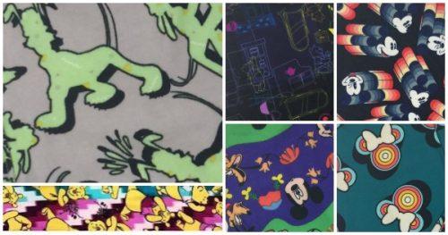 New Disney LulaRoe Prints
