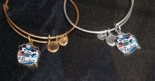 Love is an Adventure Alex and Ani Bangles