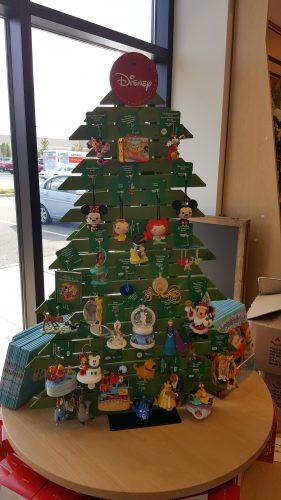disney hallmark keepsake ornaments