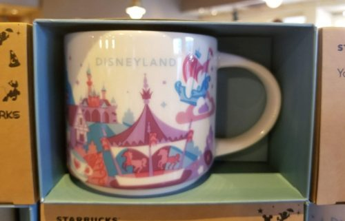 Taking New Disneyland Four At The And Look A Starbucks Mugs zSVpLMGUjq
