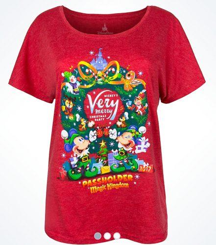 3f7ecee116bb Disney Christmas Shirt Mickey Wreath Mickey Christmas Disney