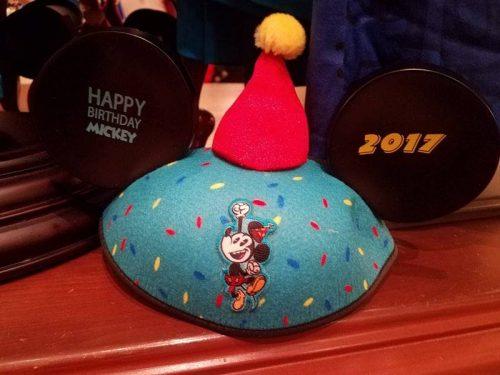 mickey's birthday merchandise