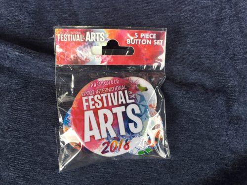 festival of the arts annual passholder merchandise