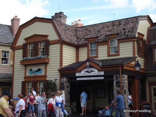 Columbia Harbour House Disney World