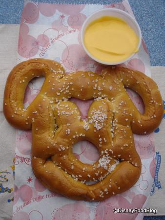 Image result for disney pretzel
