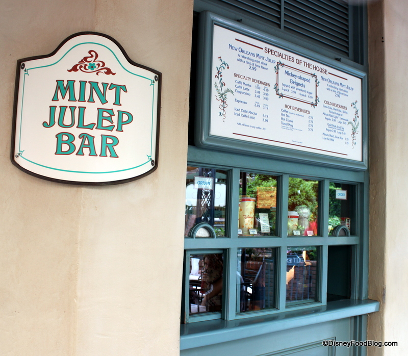 Image result for mint julep disneyland