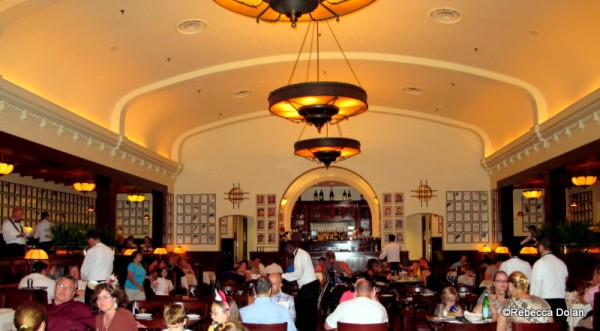 Guest Review The Hollywood Brown Derby At Disneys
