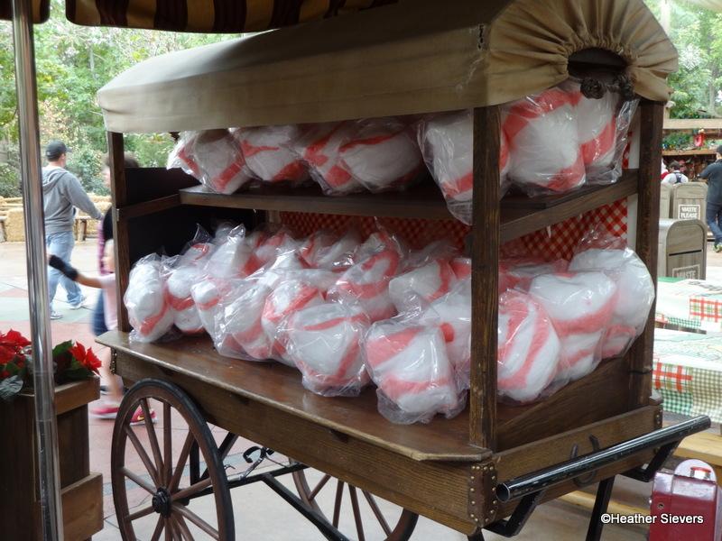 Dining In Disneyland Treats At The Jingle Jangle Jamboree