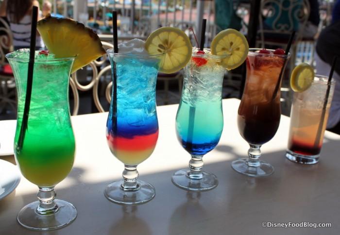 Secret Menu Drinks at Cove Bar