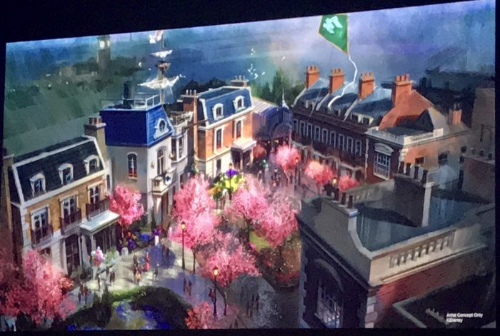 Image result for mary poppins epcot