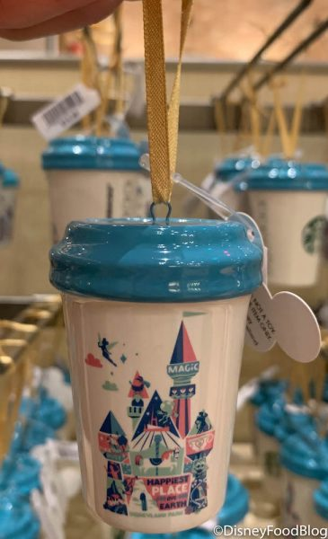 Starbucks Has Brewed Up Its New Holiday Cup Ornaments At