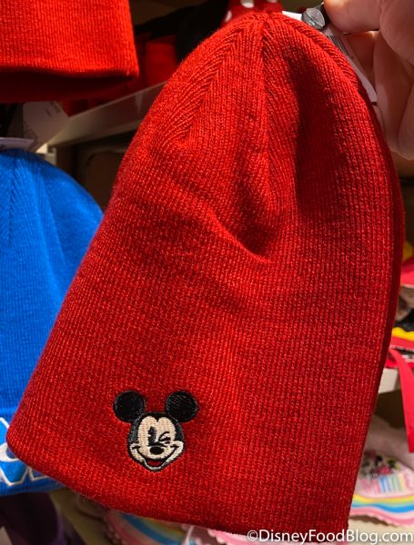 Disneyland 2020 World of Disney Beanie Hat Mickey