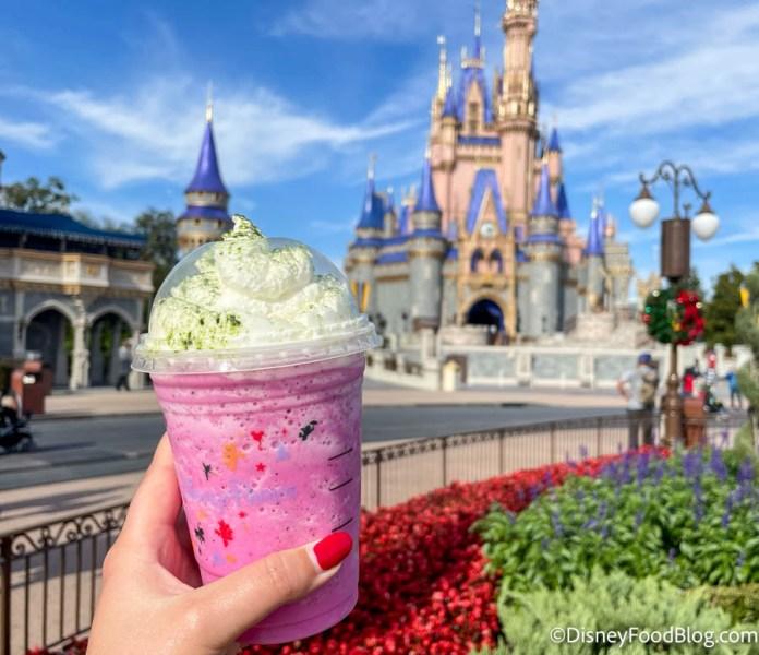 7 Secret Menu Disney Character Starbucks Drinks And How To Order Them The Disney Food Blog
