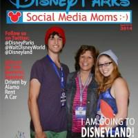 Disney Social Media Moms Celebration Disneyland