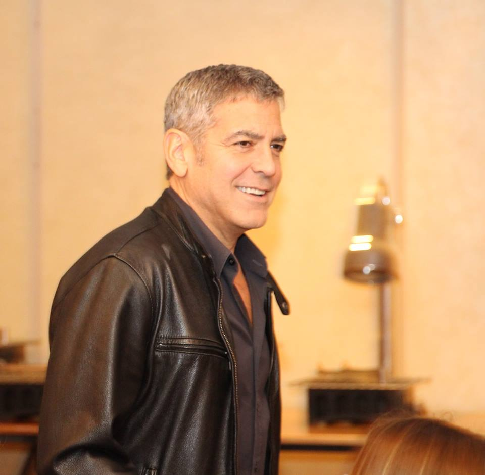 George Clooney Shares Secrets From Tomorrowland