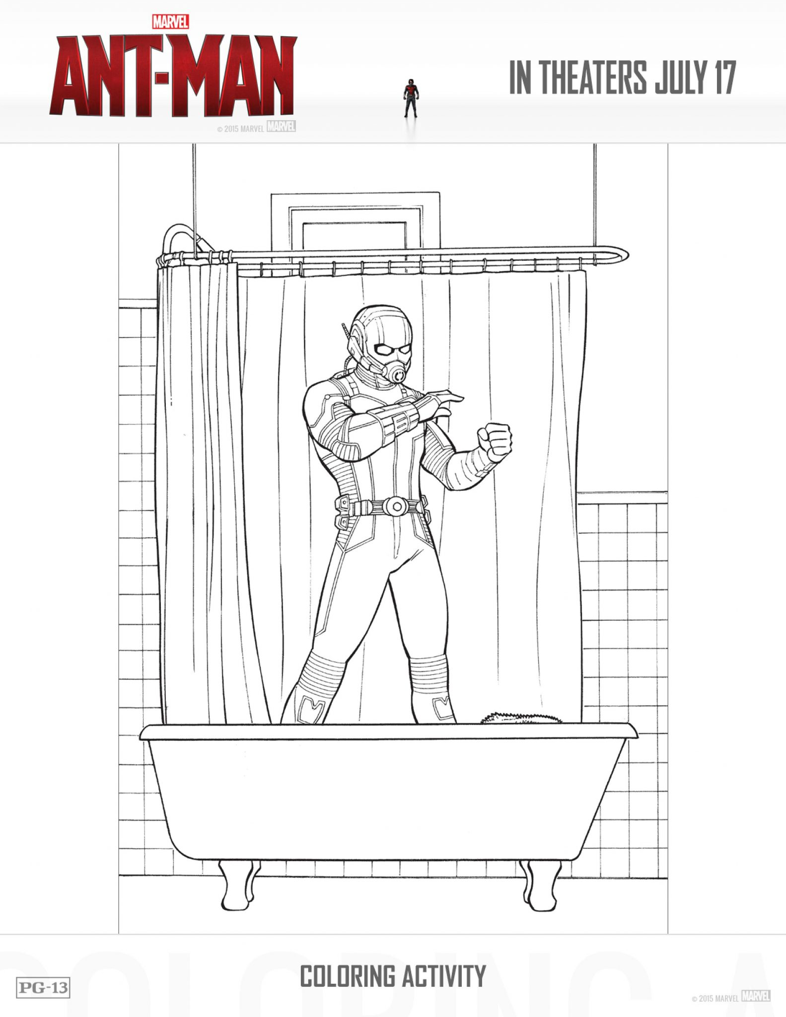 Size Doesn\'t Matter-Marvel\'s Ant-Man-Review Plus Free Activity Pages ...