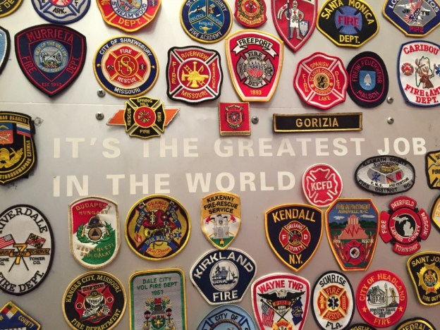 FDNY Fire Zone Fire Dept. Patches