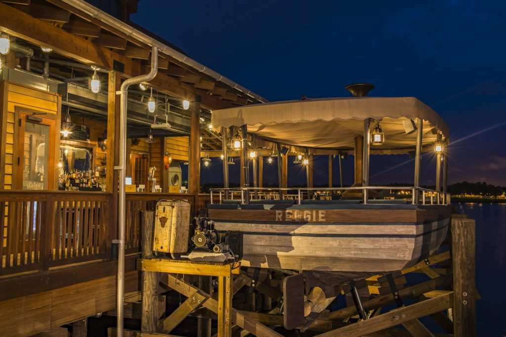 Jock LindseyÕs Hangar Bar at Disney Springs