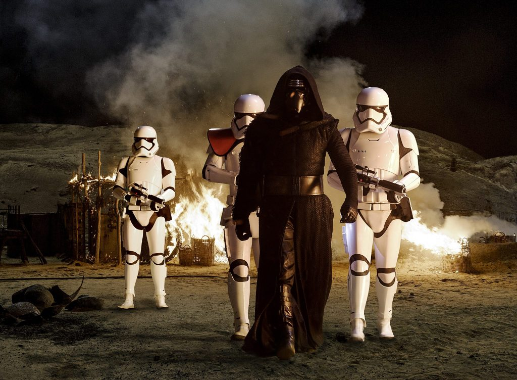 New Trailer Star Wars The Force Awakens Quot The Force It S