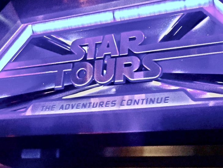 #StarWarsEvent-Star-Tours
