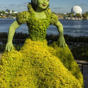 The 24th Annual Epcot International Flower And Garden Festival Opens March 1