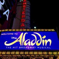 Disney's Aladdin On Broadway-A Magical Wish Come True