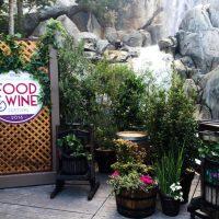 California Adventure's Food & Wine Festival At The Disneyland Resort