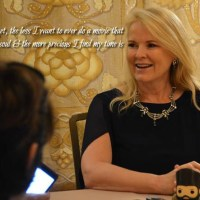 An Interview With Suzanne Todd-Mom, Mentor, Producer #ThroughTheLookingGlass Event