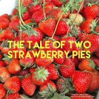The Tale of the Two Strawberry Pies