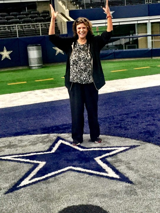 Grapevine Texas Sports Tour AT&T Stadium Travel Media Showcase-