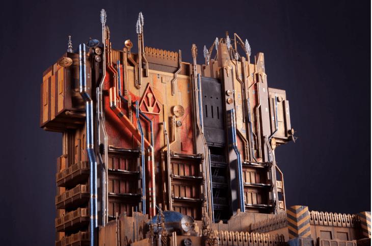 guardians-of-the-galaxy-mission-breakout Disney California Adventure Park Disneyland Resort