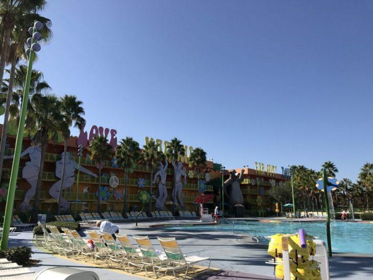 Walt Disney World Value Resorts All Star Music