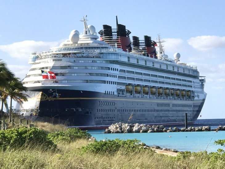 Disney Wonder Disney Cruise Line Castaway Cay