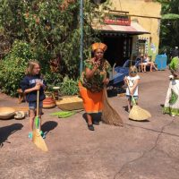 Disney's Animal Kingdom Gets Ready To Celebrate Its 20th Anniversary On Earth Day