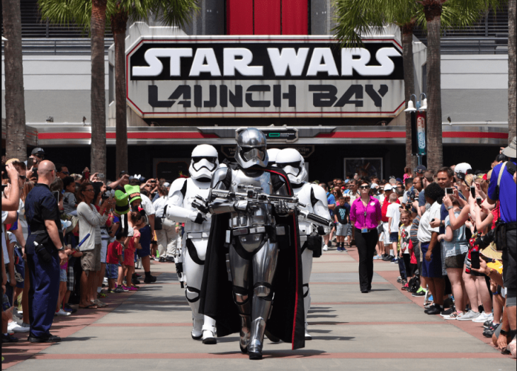 Disney's Hollywood Studios Star Wars Walt Disney World