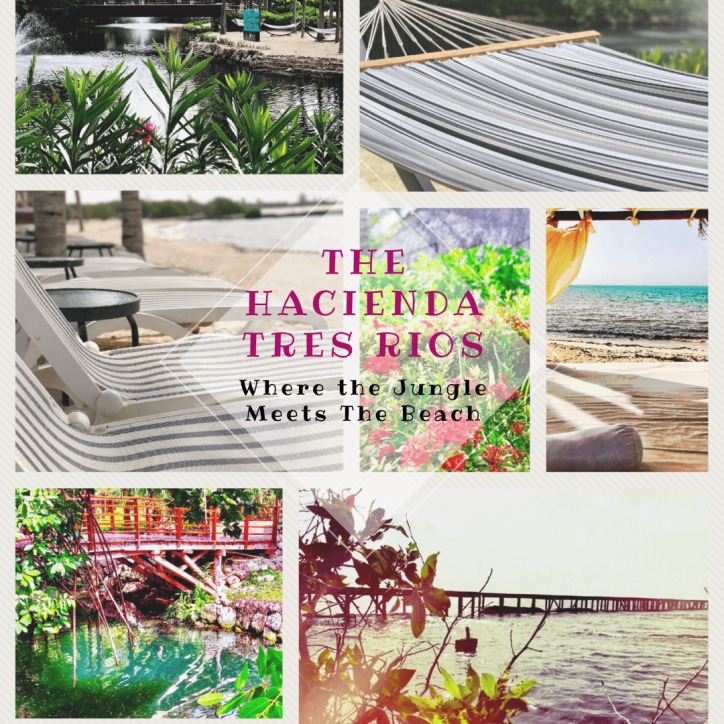 Where The Jungle Meets The Beach – The Hacienda Tres Ríos Resort In Riviera Maya