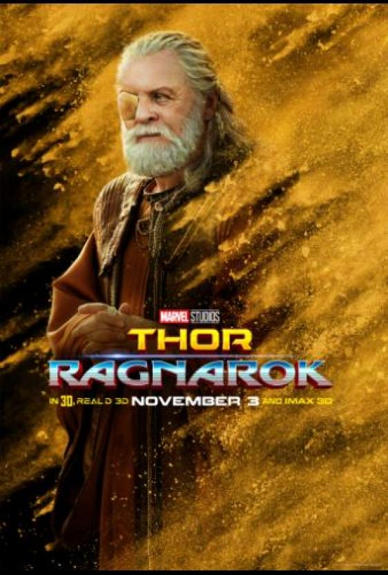 Thor RagnarokHeimdall