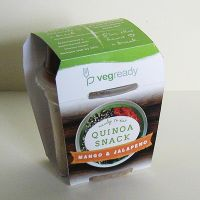 If You're Vegan Or Looking For A Plant-Based Alternative For Meals Try Vegan VegReady Meals