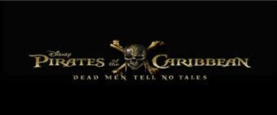 Pirates of Caribbean Dead Men Tell No Tales