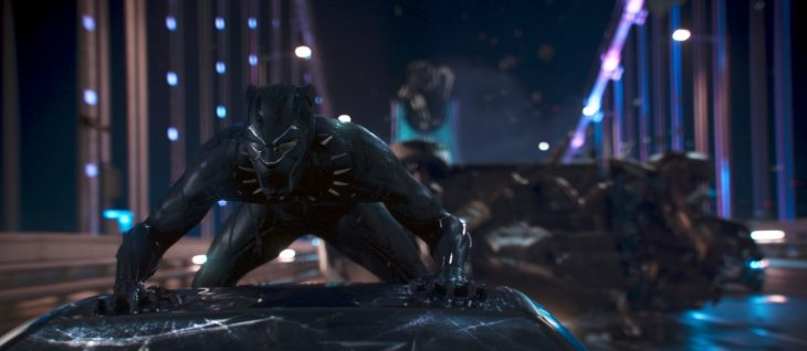 Black Panther Marvel Studios