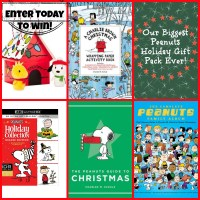 ENTER TODAY TO WIN! Our Biggest Peanuts Holiday Giveaway Ever! Happy Holidays From Peanuts!  #PeanutsAmbassador
