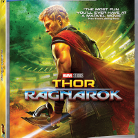 The Wait Is Over! Bring Home THOR: RAGNAROK  Is Now Available Digitally in HD and 4K Ultra HD™ And Movies Anywhere And In 4K Ultra HD™ And Blu-ray™ on March 6