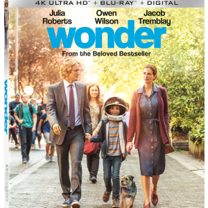 Wonder- The Most Heartfelt Movie Of The Year Is Now Available To Bring Home To Your Family + Free Downloadable Valentine's Day Activity Pages