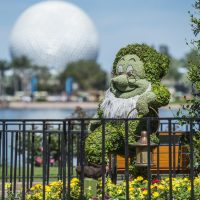 Now In Full Bloom The Epcot International Flower & Garden Festival Celebrating Its 25th Year Feb. 28-May 28, 2018