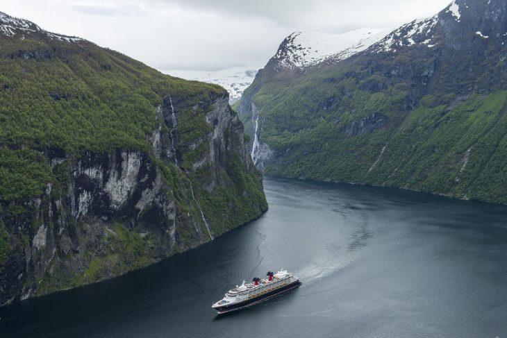 Disney Cruise Line Norway