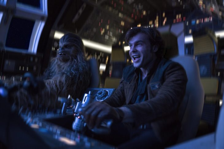 Solo: A Star Wars Movie