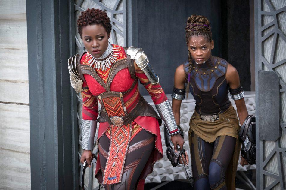 Marvel Studios' Black Panther Lupita Nyong'o