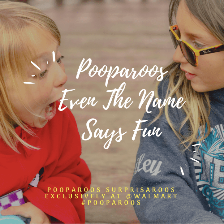 Pooparoos Surprisaroos- Even The Name Says Laughter And Fun #Pooparoos @Walmart #ad