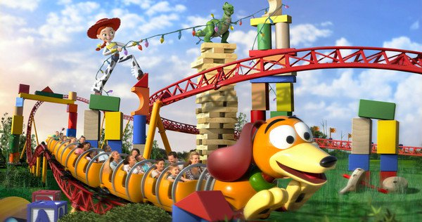 Toy Story Land Disney's Hollywood Studios Walt Disney World